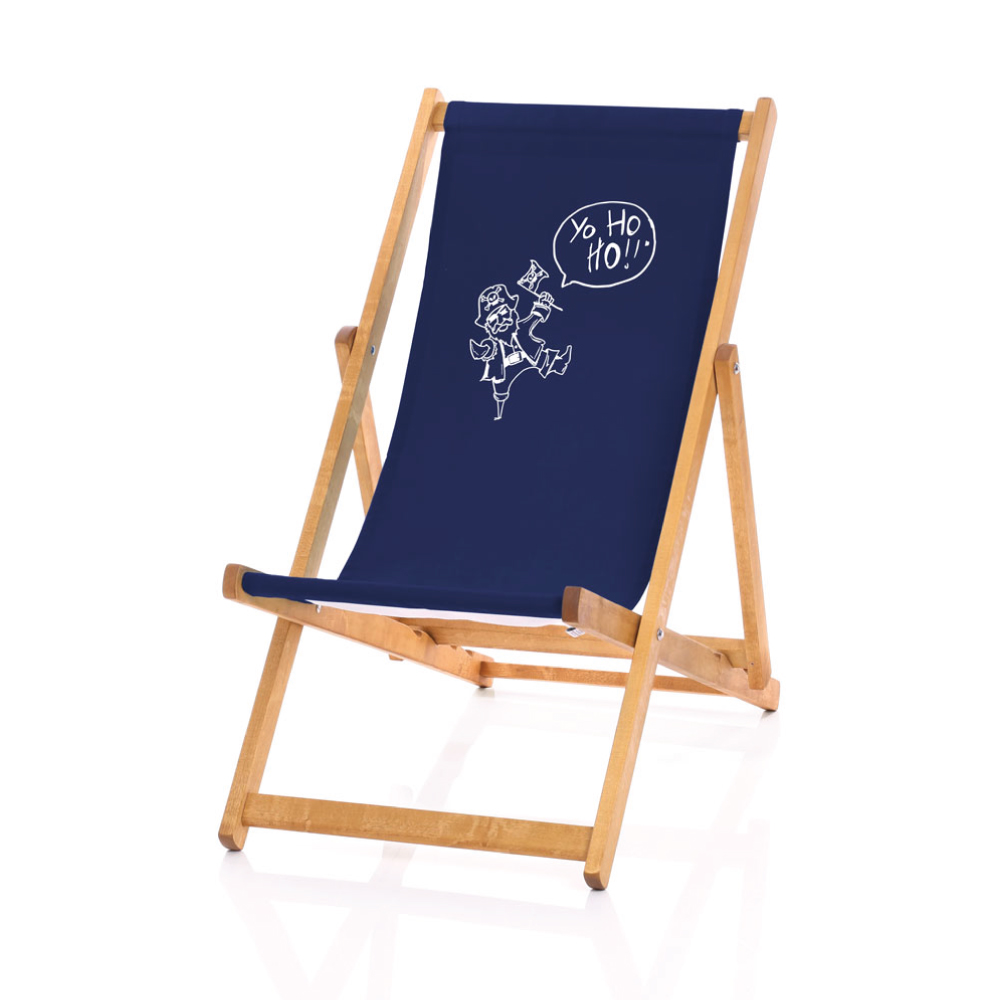 Pirate Deckchairs Feature