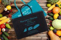Nursery Stores Branded Bag