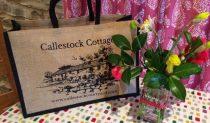Callestock Cottage Jute Bag