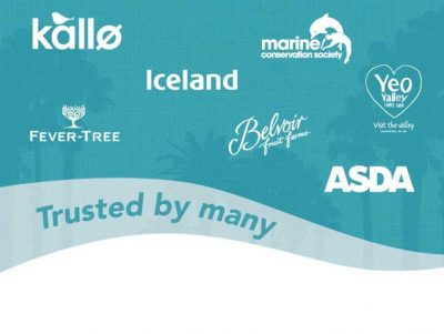 Trusted by top brands