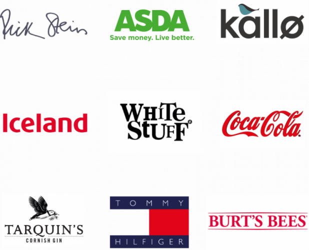 Brands working with Go Jute