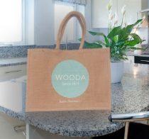 Wooda Jute Bag